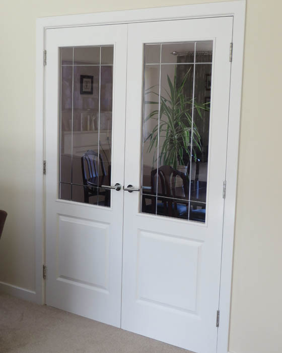 Photo of Harwoods Carpentry and Building Salisbury Wiltshire panelled wooden doors